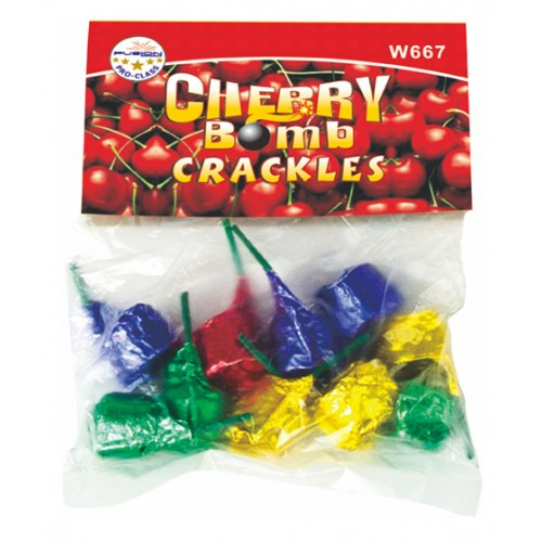 CHERRY BOMB CRACKLES
