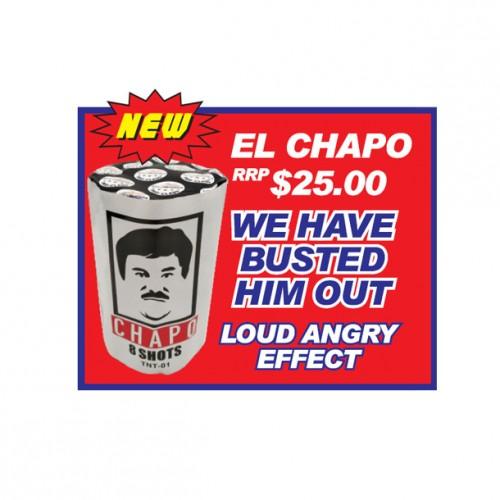 EL CHAPO MULTISHOT