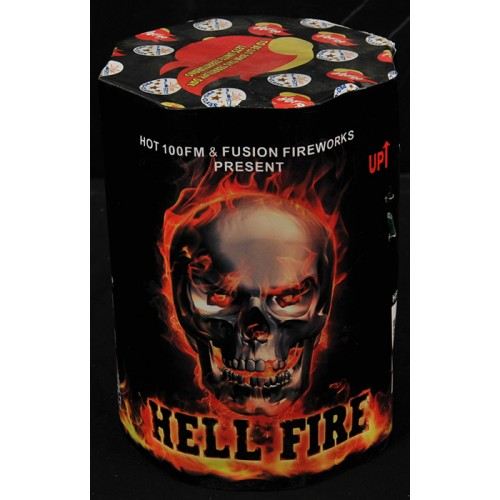 HOT 100FM HELL FIRE 8 SHOT