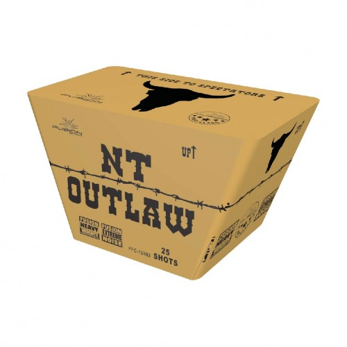 NT OUTLAW – 25 SHOT