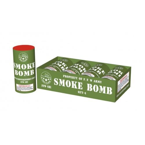 FUSION PRO-CLASS SMOKE GRENADE