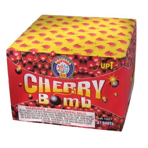 CHERRY BOMB 21 SHOTS