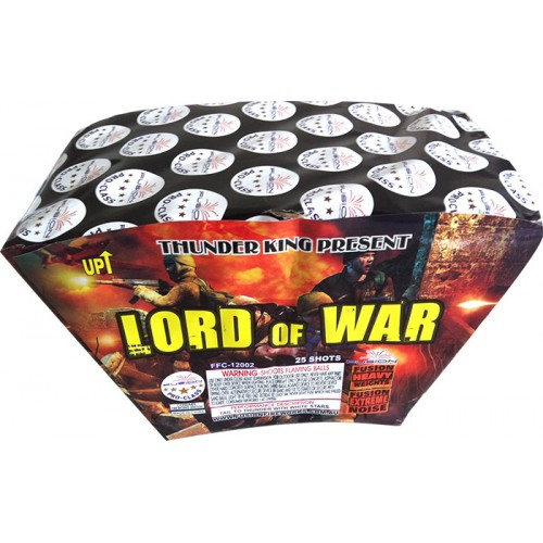 LORD OF WAR 25 SHOT